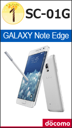 SC-01G Galaxy Note Edge